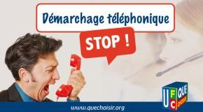 Démarchage téléphonique : stop au harcèlement !