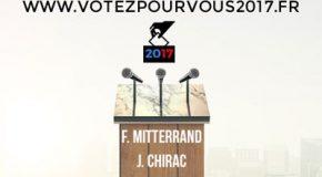 Élection présidentielle 2017 : Votez pour vous !