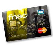 Carte bancaire Fnac Décryptage de la carte gratuite de la Fnac