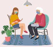 Visite à un proche âgé • Un flou qui laisse trop de place à l'arbitraire