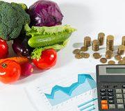 Recommandations nutritionnelles • Un impact conséquent sur le budget des ménages