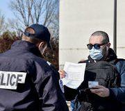 Attestation de déplacement • Vos droits et obligations en cas de contrôle