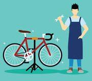 Réparation de vélo • Comment profiter du chèque de 50 €