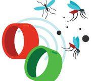 Bracelets antimoustiques • À éviter chez les nourrissons et les jeunes enfants