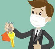 Immobilier • Les visites reprennent avec des précautions