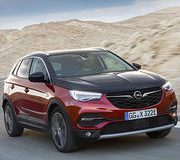 Opel Grandland X Hybrid4 • Premières impressions