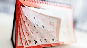 Paiement des retraites – Le calendrier 2021