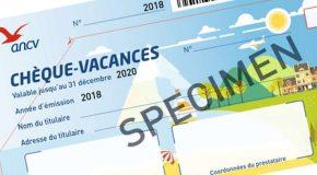 Chèques vacances – Les titres périmés en 2020 sont échangeables
