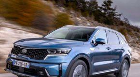 Kia Sorento hybride rechargeable (2021) – Premières impressions