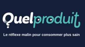 Appli Gratuite QuelProduit – Bien Choisir ses produits alimentaires, cosmétiques et ménagers