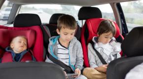 Sièges auto – Les appuie-têtes réhabilités