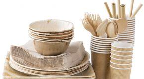 Vaisselle jetable – Des substances nocives dans les alternatives au plastique
