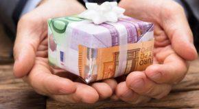 Dons familiaux – Plus qu'un mois pour profiter de l'exonération de 100 000 €