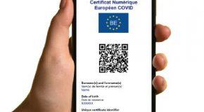 Certificat Covid numérique européen – Les mêmes règles pour tout le monde